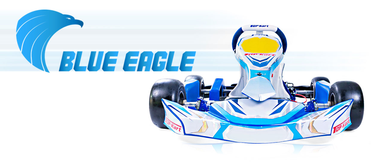 Top Kart Blue Eagle Chassis